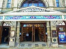 Оперный театр Buxton Стоковое фото RF