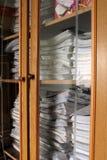опиловка шкафа Стоковая Фотография RF