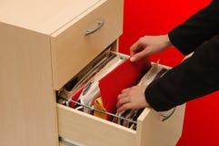 опиловка шкафа Стоковое фото RF