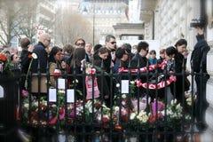 оплакивая официальная Польша Стоковая Фотография RF
