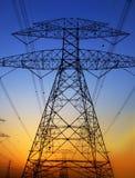 опора электричества стоковое фото