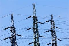 опора электричества 4 Стоковые Изображения RF