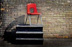 Опорожните стул стоковое изображение