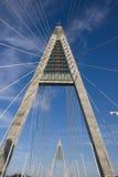 опоры моста Стоковые Фото