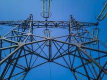 опоры 93-Electricity стоковое изображение rf
