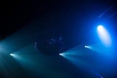 дополнительная форма диско предпосылки Стоковые Фотографии RF