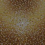 дополнительная форма диско предпосылки Стоковые Изображения RF