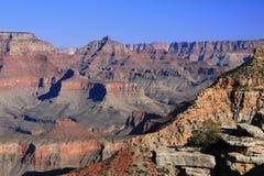 оправа каньона грандиозная южная Стоковое Изображение RF