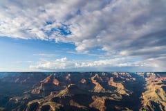 оправа каньона грандиозная южная Стоковая Фотография