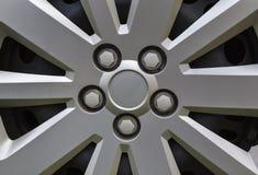 Оправа сплава автомобиля Стоковая Фотография