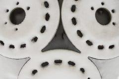 Оправы под снегом стоковые изображения rf