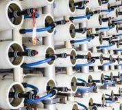 Опреснительная установка воды Стоковое Фото