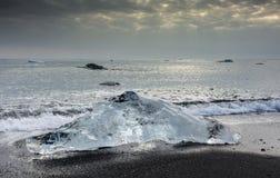 Определять лед 3 Стоковое Фото