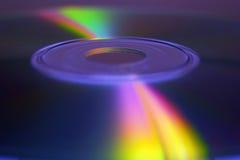 оптический диск Стоковые Фотографии RF