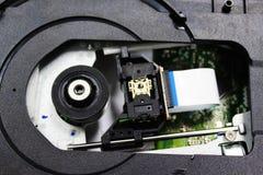 Оптический диск стоковое изображение