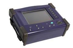 оптический рефлектометр стоковые фото