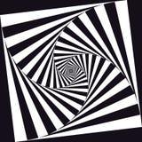 Оптически искусство Стоковое Изображение
