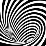 Оптически искусство иллюстрация штока