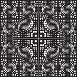 Оптически предпосылка иллюстрация вектора