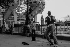 Опыт в Лондоне Стоковые Фото
