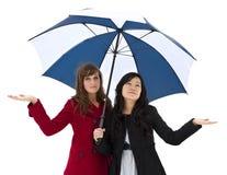опять идущ дождь Стоковая Фотография RF