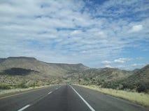 опять дорога Стоковые Фотографии RF