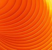 Оранжевая абстрактная предпосылка текстуры, деталь архитектуры Стоковые Фотографии RF