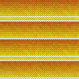 Оранжевая безшовная горизонтальная текстура Стоковая Фотография RF