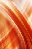 Оранжевая коричневая высокотехнологичная абстрактная предпосылка Стоковая Фотография RF