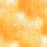 Оранжевая мозаика - скачками картина Стоковое Изображение