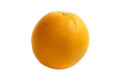 Оранжевая полная белизна Стоковое Изображение RF