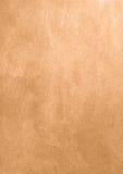 Оранжевая предпосылка чистого листа бумаги текстуры стоковое фото rf