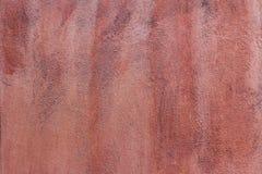 Оранжевая розовая стена grunge Стоковые Изображения RF