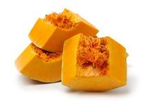 Оранжевая тыква стоковое фото