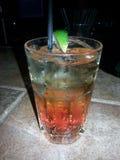Оранжевое питье Стоковые Изображения RF