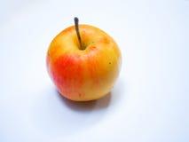 Оранжевое яблоко Стоковая Фотография