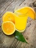 Оранжевое juise Стоковое Фото