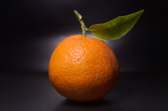 Оранжевый Клементин Стоковое фото RF