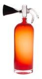 Оранжевый огнетушитель Стоковые Изображения RF