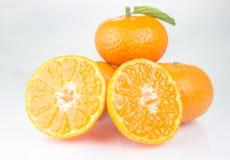 Оранжевый плодоовощ Стоковое Изображение RF