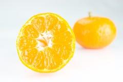 Оранжевый плодоовощ Стоковое Изображение