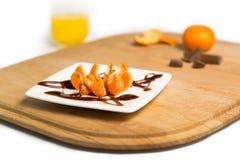 Оранжевый сюрприз Стоковое Изображение