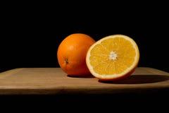 Оранжевый тропик плодоовощ, макрос витамина, еда, десерт, помадка, сок Стоковые Фото