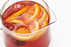Оранжевый чай плодоовощ Стоковое фото RF
