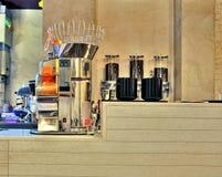 Оранжевый juicer Стоковая Фотография