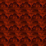 Оранжевый lilia Стоковое Изображение RF