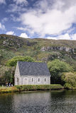 Ораторство St Finbarre, Gougane Barra, западная пробочка, Ирландия Стоковое Фото