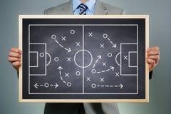 Организация и стратегия команды Стоковая Фотография RF