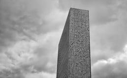 Организация Объединенных Наций строя в Нью-Йорке Стоковые Фото