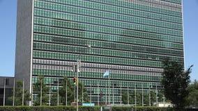 Организация Объединенных Наций, ООН, правительство мира видеоматериал